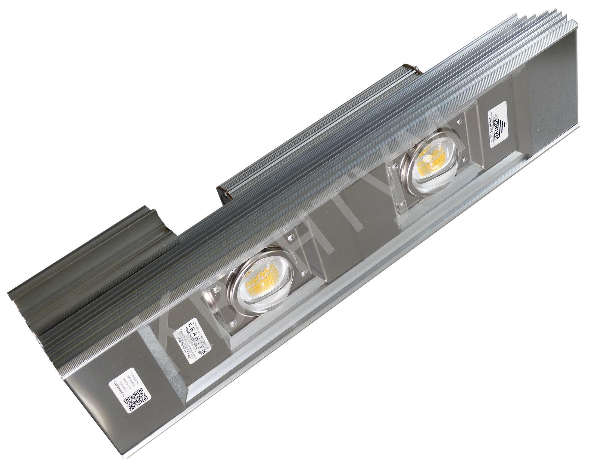 Линзы для уличных led светильников