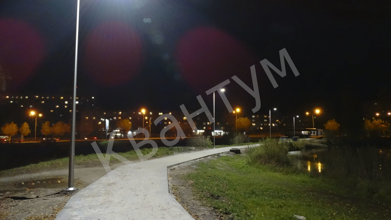Уличная светодиодная лампа усл