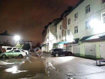 Придомовое освещение ТСЖ светодиодными светильниками 4