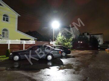 Придомовое освещение ТСЖ светодиодными светильниками 3