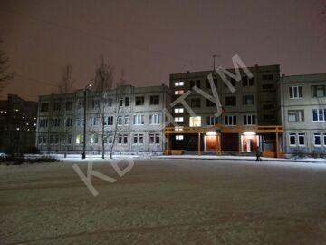 Уличное освещение школы 2