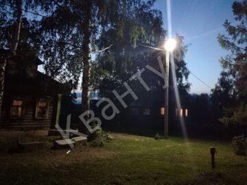 Освещение сельских поселений Варусово