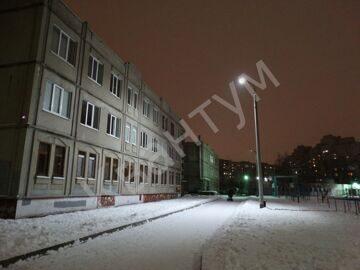 Уличное освещение школы 6
