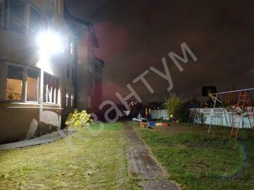 Придомовое освещение ТСЖ светодиодными светильниками 5