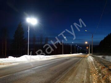 светильник ДКУ 180 Ярославль Кострома координаты 57.7 40.68